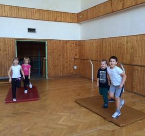 Atletika - 1   Krúžky v škole