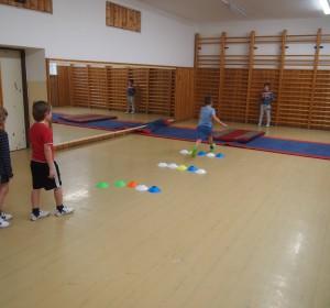 Atletika - 2   Krúžky v škole