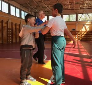 Bojové športy - 1 | Krúžky v škole