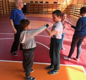 Bojové športy - 2 | Krúžky v škole