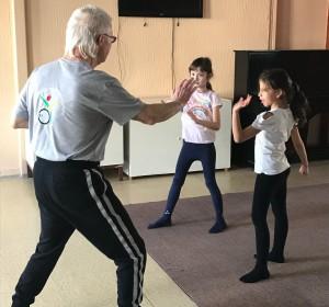 Bojové športy a seaobrana - 7 | Krúžky v škole