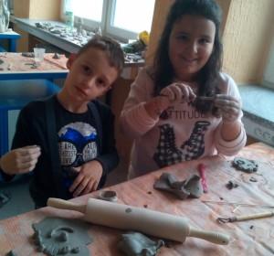 Keramika - 3   Krúžky v škole
