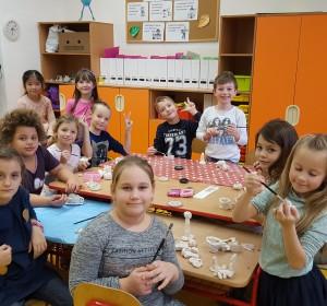 Keramika - 5   Krúžky v škole