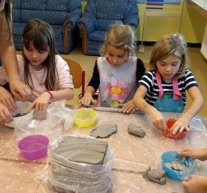 Keramika - 6   Krúžky v škole