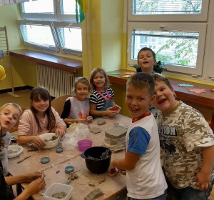 Keramika - 7   Krúžky v škole