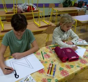 S výtvarnou okolo sveta - 3 | Krúžky v škole