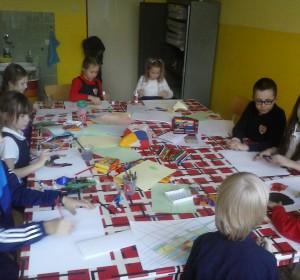 S výtvarnou okolo sveta - 5 | Krúžky v škole
