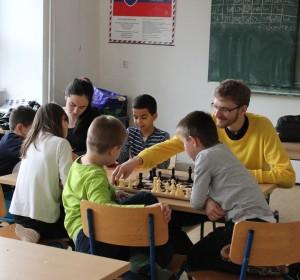 Logické hry a šach - 1 | Krúžky v škole