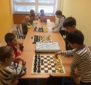 Logické hry a šach - 4 | Krúžky v škole
