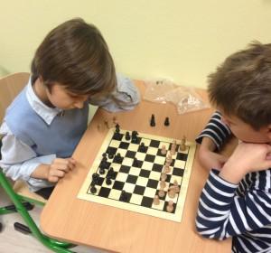 Logické hry a šach - 5 | Krúžky v škole