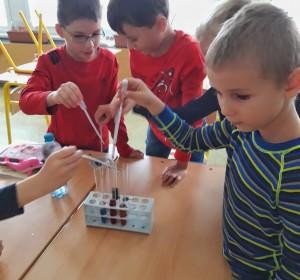 Vedecké pokusy - 2 | Krúžky v škole