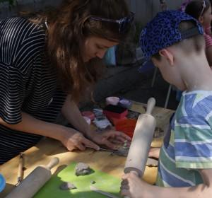 Keramická dielňa - 3 | Krúžky v škole
