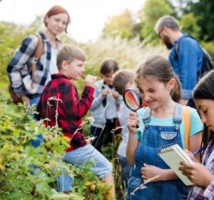LETNÉ DOBRODRUŽSTVO - 6   Krúžky v škole