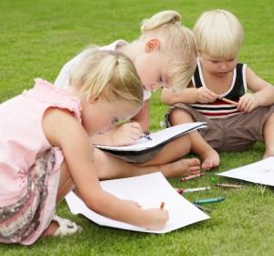 LETNÉ DOBRODRUŽSTVO - 5   Krúžky v škole